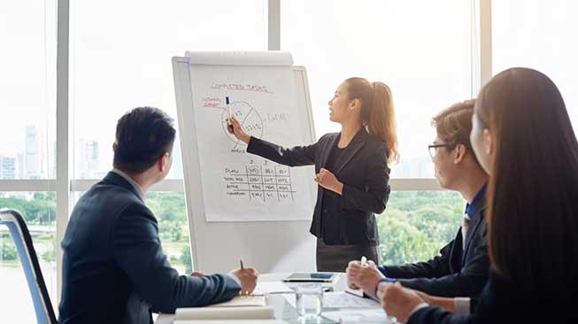 Cara Menyampaikan Presentasi Dengan Baik