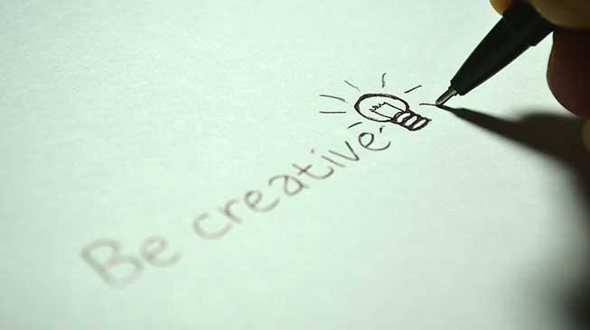 Cara Mudah Meningkatkan Kreativitas