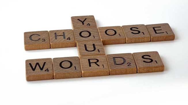 Hindari Kata-Kata / Ungkapan Negatif