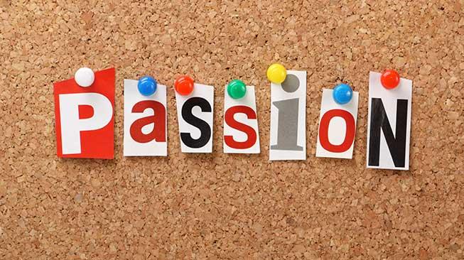 Tunjukkan Passion Kalian