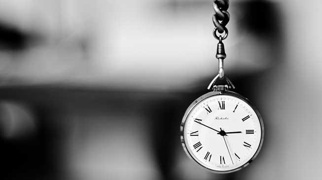 Disiplin Waktu dan Bertanggung Jawab